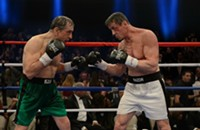 <i>Grudge Match</i> hits the canvas