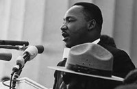 Rally celebrates 50th anniversary of MLK's 'I Have a Dream' speech
