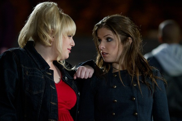 Rebel Wilson and Anna Kendrick in Pitch Perfect (Photo: Universal)