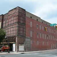 REBIRTH: One of Gastonia's renovated structures