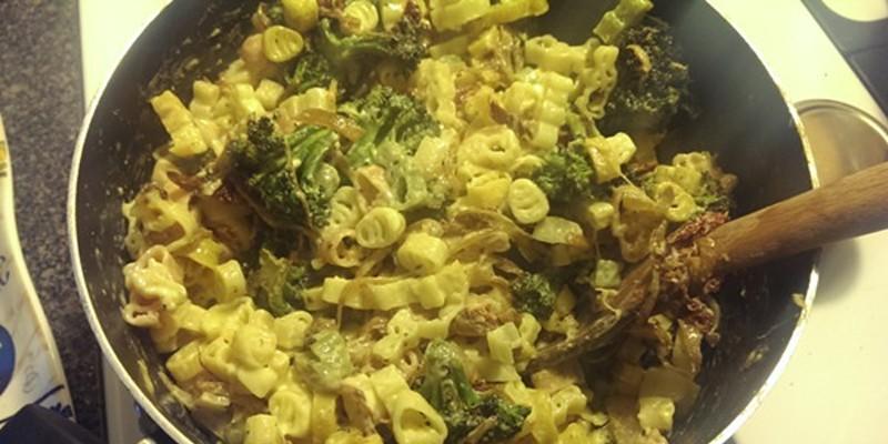 Recipe: Quick Mac & Cheese