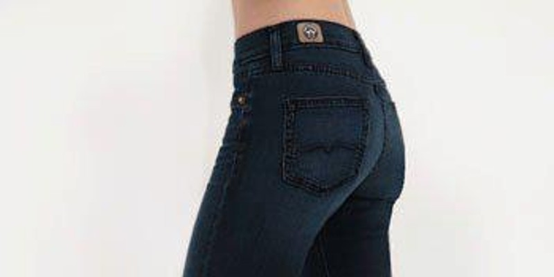 Red Engine Jeans