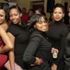Red and Black Affair @ Lava Bistro, 12/11/10