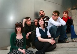 REGROUPED: The Rentals