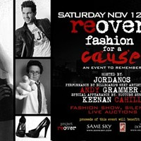 Reminder: Jordanos presents charity event Reover