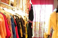 Rent your holiday party dress from Effie Loukas' closet