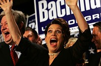Seriously?! Michele Bachmann is now a 'serious' presidential candidate?