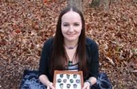 Resilient glassmaker Melissa Beard's jewelry line shines