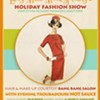 Upcoming: Lady Miss Moneypenny's Holiday Fashion Show