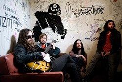 RETURN TO THE ROAD: J Roddy Walston & The Business