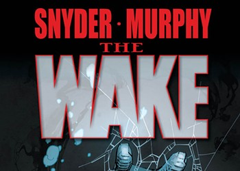 Review: Scott Snyder's <em>The Wake</em> a game-changer for all its genres
