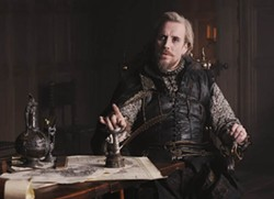 COLUMBIA - Rhys Ifans in Anonymous