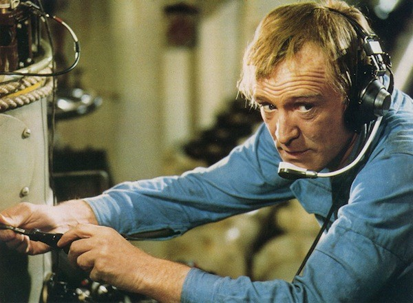 Richard Harris in Juggernaut (Photo: Kino)