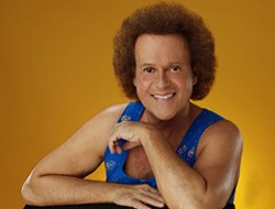 Richard Simmons, the Peter Pan of fitness