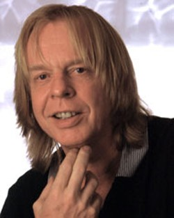 Rick Wakeman performs at Spirit Square on Thursday