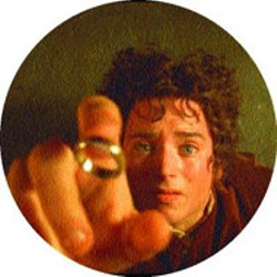 NEW LINE CINEMA - RING MASTER  Fan frenzy has been elevated  by the - new trailer  for The Lord of the Rings
