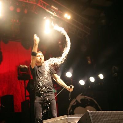 Rise Against 5-2-2012