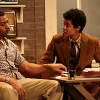River City, the most recent winning play script at nuVoices, presented at Actor's Theatre in September 2014