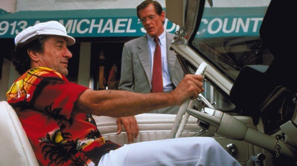 Robert De Niro and Nick Nolte in Cape Fear (Photo: Universal)