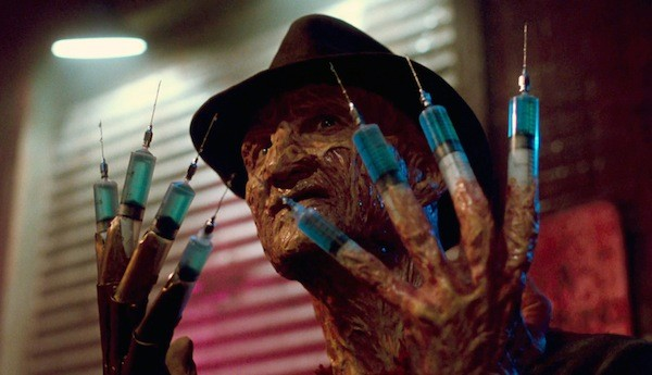 Robert Englund in A Nightmare on Elm Street 3: Dream Warriors (Photo: Warner Bros. & New Line)