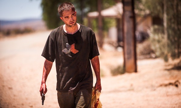 Robert Pattinson in The Rover (Photo: Lionsgate)