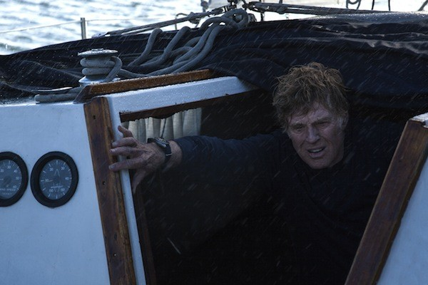 Robert Redford in All Is Lost (Photo: Lionsgate & Roadside Attractions)