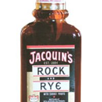 Rock and Rye knocks colds out