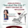 Free Sex ... and the City 2 premiere party