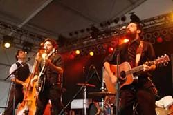 JEFF HAHNE - ROCKIN' THE ROO: The Avett Brothers at Bonnaroo 2008
