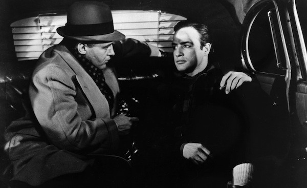 Rod Steiger and Marlon Brando in On the Waterfront (Photo: Criterion Collection)