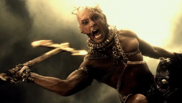 Rodrigo Santoro in 300: Rise of an Empire (Photo: Warner Bros.)