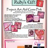 Ruby's Gift hosts Project Art Aid Goes Pink