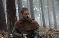 Russell Crowe as Robin (no, not Batman's Robin)