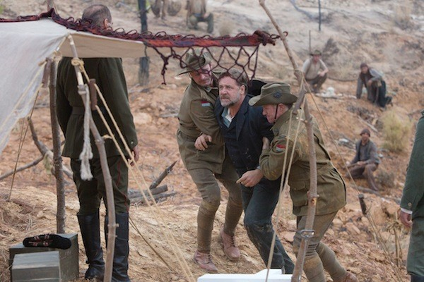 Russell Crowe in The Water Diviner (Photo: Warner Bros.)
