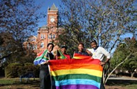 JCSU hosts its first-ever PRIDE Day