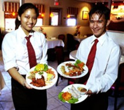 RADOK - Saigon Bistro's friendly staff and authentic food