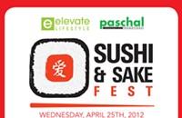 Sake to me: tickets on sale for Sushi & Sake Fest