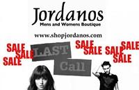 Sale of the day: Jordanos