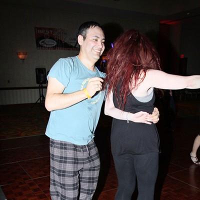 Salsa Invitational Part 1 (Feb. 3)