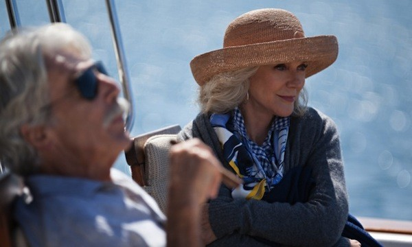 Sam Elliott and Blythe Danner in Ill See You in My Dreams