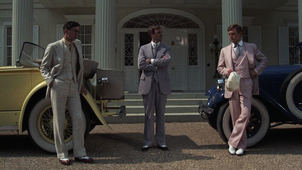 Sam Waterston, Bruce Dern and Robert Redford in The Great Gatsby (Photo: Warner)