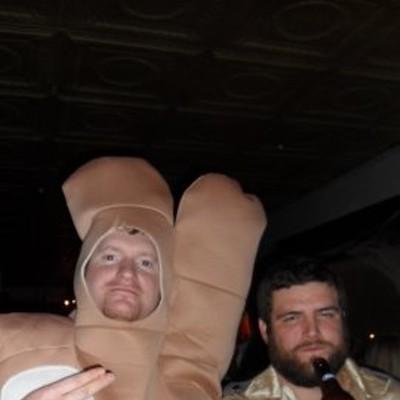 rich bennett halloween bar crawl