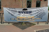 Coming Soon: Black Bear Saloon