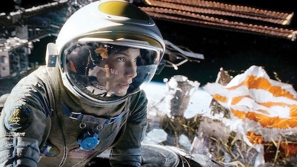 Sandra Bullock in Gravity (Photo: Warner)