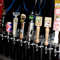 Sankey's on Independence Boulevard offers a variety of craft beers.