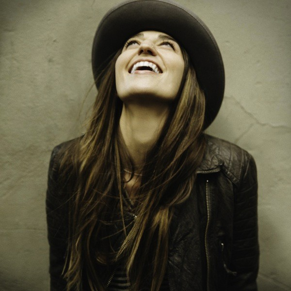 Sara Bareilles at Uptown Amphitheatre on July 28.