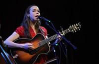 Live review: Sarah Jarosz, Neighborhood Theatre (3/14/2014)