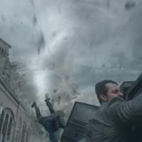 Sarah Wayne Callies and Richard Armitage in Into the Storm (Photo: Warner Bros.)