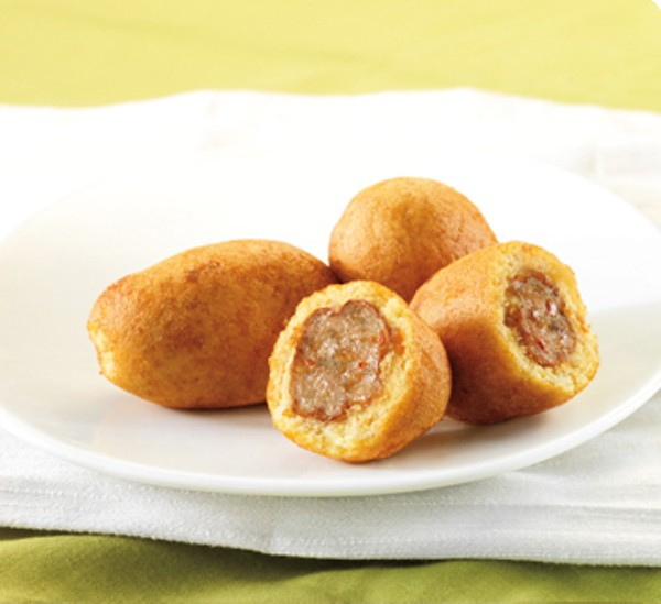 sausagepancake