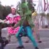 Scarowinds' monster 'Gangnam Style'